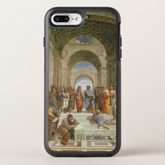 School of Athens, from the Stanza della OtterBox Symmetry iPhone 7 Plus Case