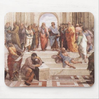 School of Athens Mouse Mat