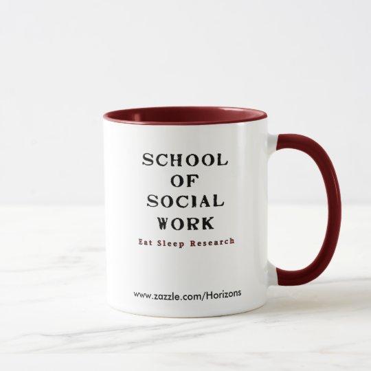 School of Social Work Mug