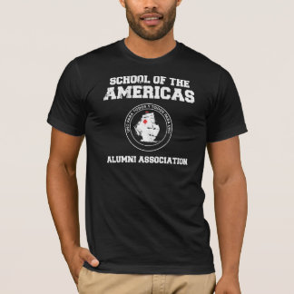 school of the americas2 T-Shirt
