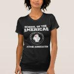 school of the americas alumni tee shirts