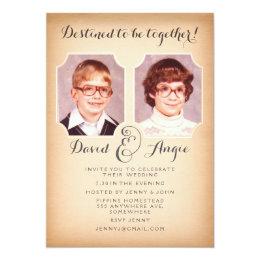Funny Wedding Invitations Announcements Zazzle UK