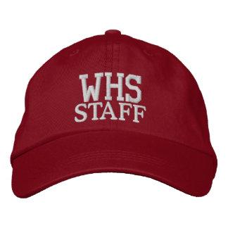 School Principal - Cap Embroidered Baseball Cap