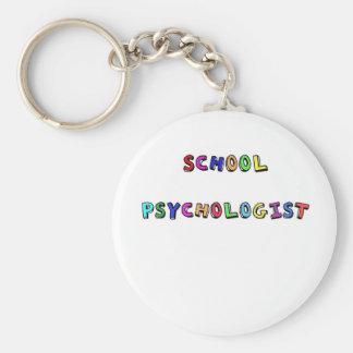 SCHOOL PSYCHOLOGIST KEY RING