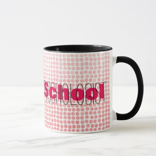 School Psychologist Read Between the Lines Mug