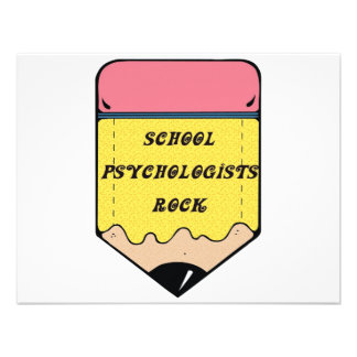 SCHOOL PSYCHOLOGIST ROCK CUSTOM ANNOUNCEMENTS