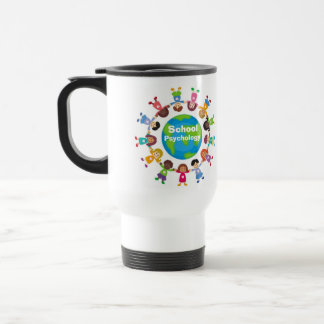 School Psychology Around the World Mug