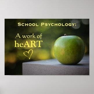 School Psychology Defined Poster