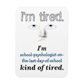 School Psychology Humor Magnet