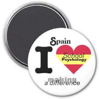 School Psychology in Spain Magnet