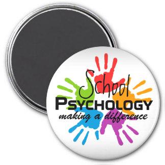 School Psychology Pride Magnet