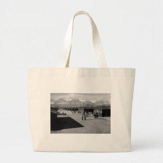 School Recess Manzanar Relocation Center 1943 Bag