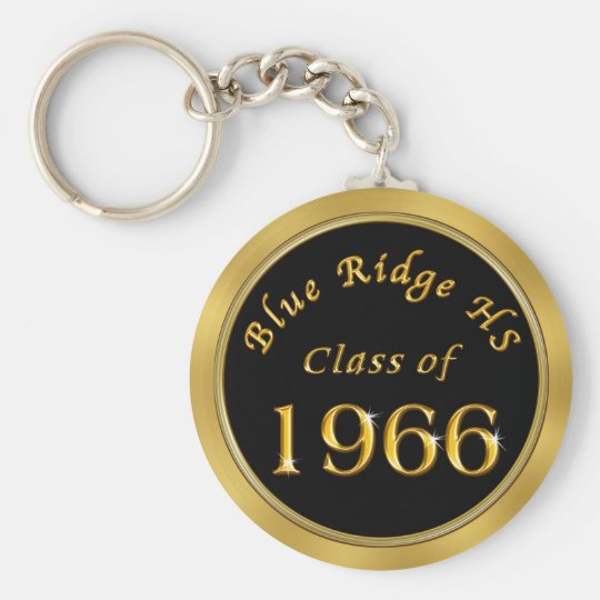 School Reunion Gifts in Your COLORS, SCHOOL, YEAR