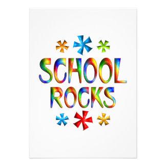 SCHOOL ROCKS ANNOUNCEMENTS