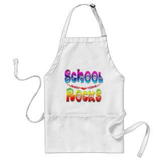 School Rocks - Peace Standard Apron