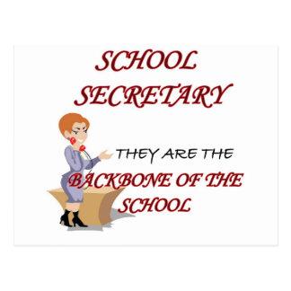 SCHOOL SECRETARY 2 copy Post Cards