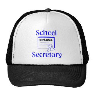 School Secretary Hat
