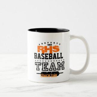 School Sport Team Coffee Mugs