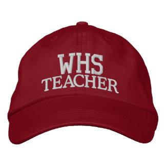 School Teacher - Cap Embroidered Baseball Cap