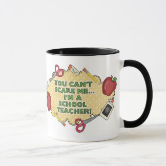 SCHOOL TEACHER COFFEE CUP