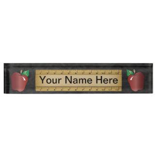 School Teacher | DIY Name Nameplate