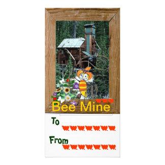 School Valentines Personalised Photo Card