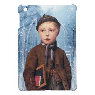 Schoolboy Winter Walk Case For The iPad Mini