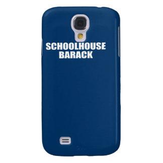 SCHOOLHOUSE BARACK SAMSUNG GALAXY S4 CASES