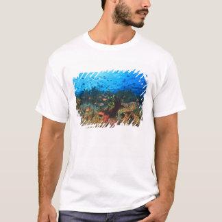 Schooling Anthias fish, Wetar Island, Banda T-Shirt