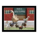 School's Out, Little Ducklings!