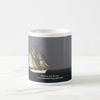 Schooner at Sea Mugs