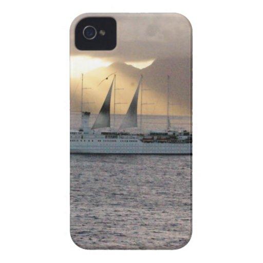 Schooner iPhone 4 Covers