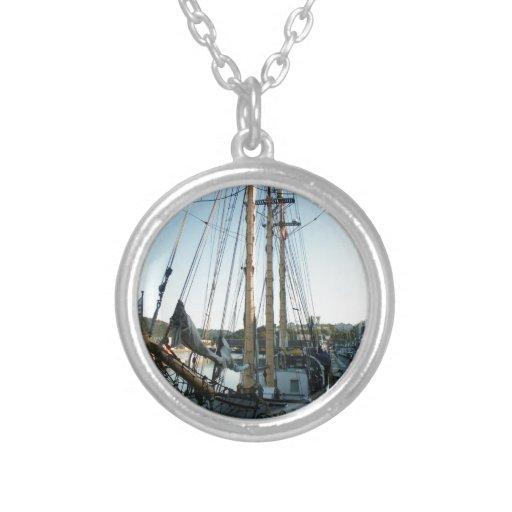 Schooner Frya Custom Necklace