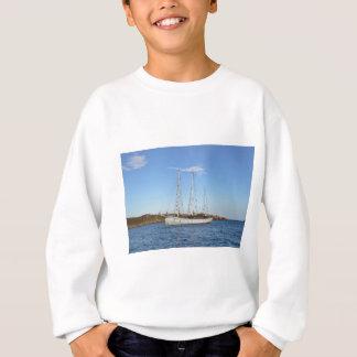 Schooner In The Isles Of Scilly Sweatshirt