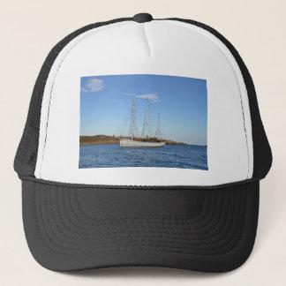 Schooner In The Isles Of Scilly Trucker Hat