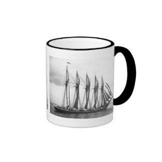Schooner James Pierce Coffee Mugs