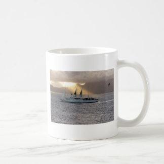 Schooner Mug