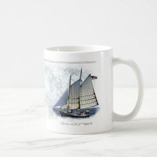 Schooner Coffee Mugs