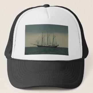 Schooner off the Dutch coast Trucker Hat