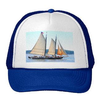 schooner sailing hat