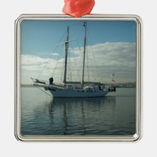 Schooner Taio Christmas Ornament