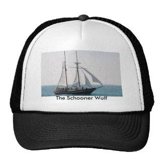 Schooner Wolf  Cap Hat