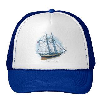 Schooner Yacht «America», 1851 Mesh Hat