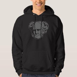 Schopenhauer Portrait Sweatshirts