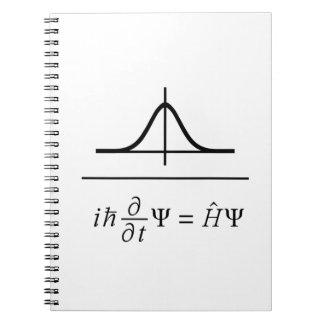 Schrödinger Equation Notebook