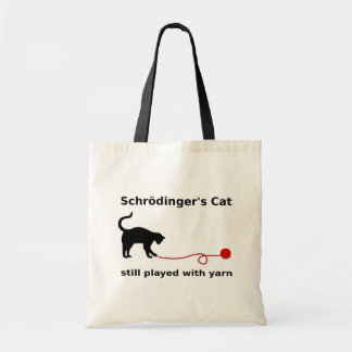 """Schrödinger's Cat"" Bag Light Bag"