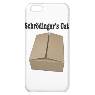 Schrodinger s Cat Box iPhone 5C Cover