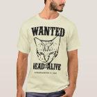 Schrödinger's Cat Wanted Dead & Alive T-Shirt