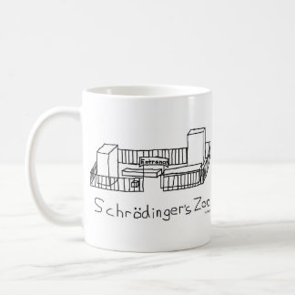Schrodinger s Zoo Coffee Mug