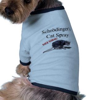 Schrodingercat Pet Clothes